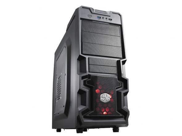 Carcasa PC Cooler Master K380 Black