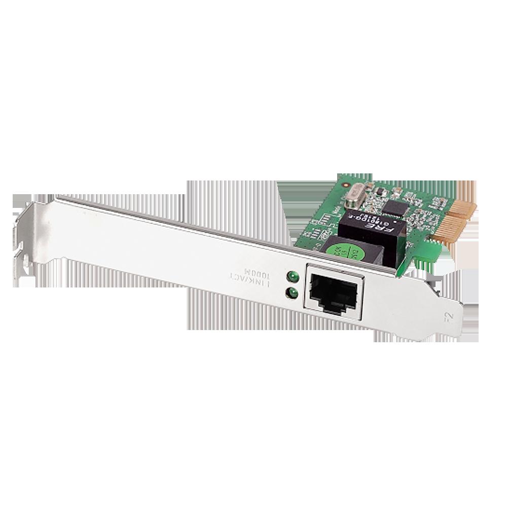 Placa de retea Edimax EN-9260TX-E interfata calaculator: PCI-E x1 rata de tranfer pe retea: 1000Mbps