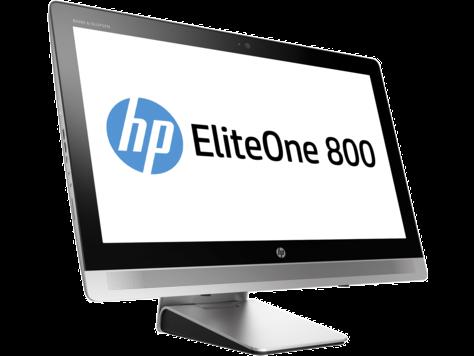 Sistem All-In-One HP EliteOne 800 G2 23 Full HD Intel Core i3-6100 RAM 4GB HDD 500GB Windows 7 Pro / 10 Pro