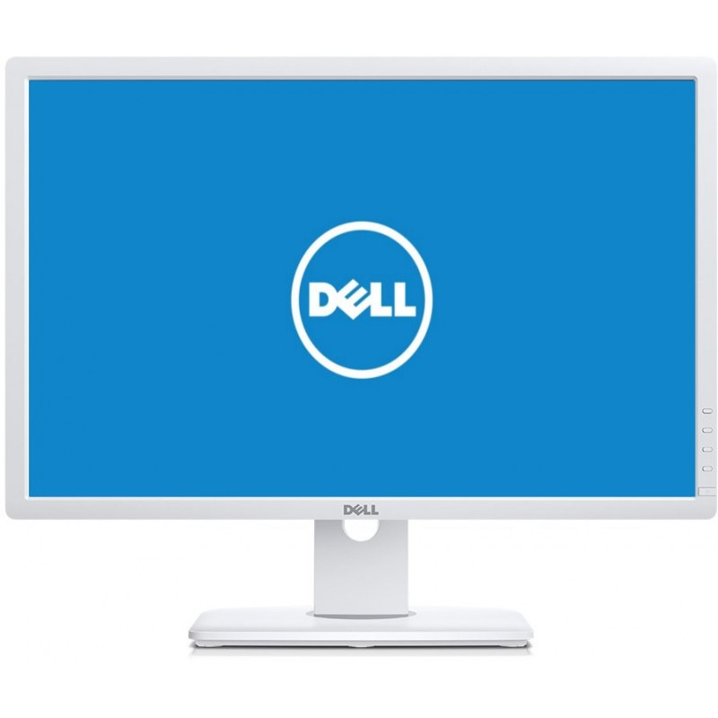 Monitor LED Dell U2412M 24 WUXGA White