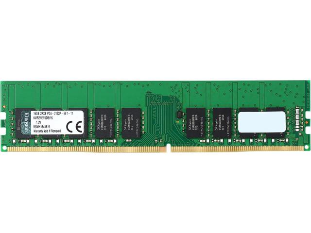 Memorie Server Kingston KVR21E15D8/16 16GB DDR4 2133MHz