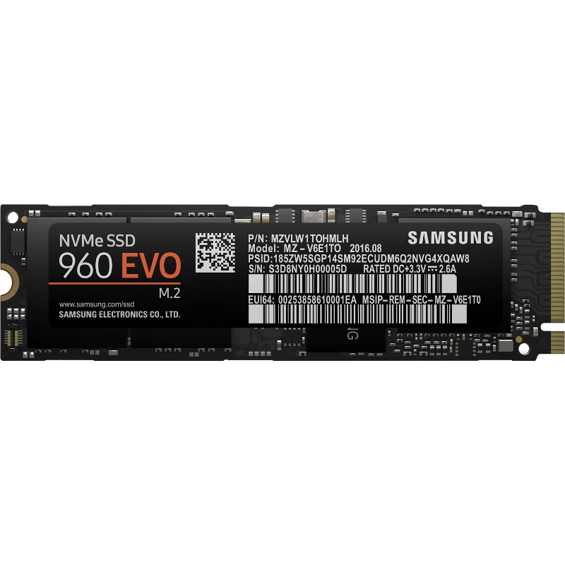 Hard Disk SSD Samsung 960 EVO 250GB M.2 2280