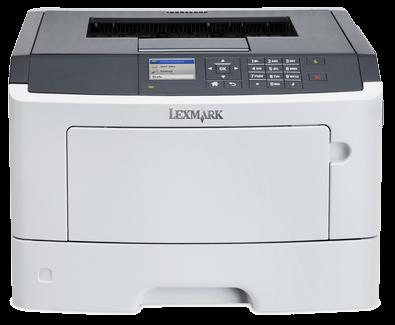 Imprimanta Laser Monocrom Lexmark MS417dn