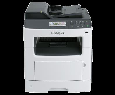 Multifunctional Laser Monocrom Lexmark MX417de