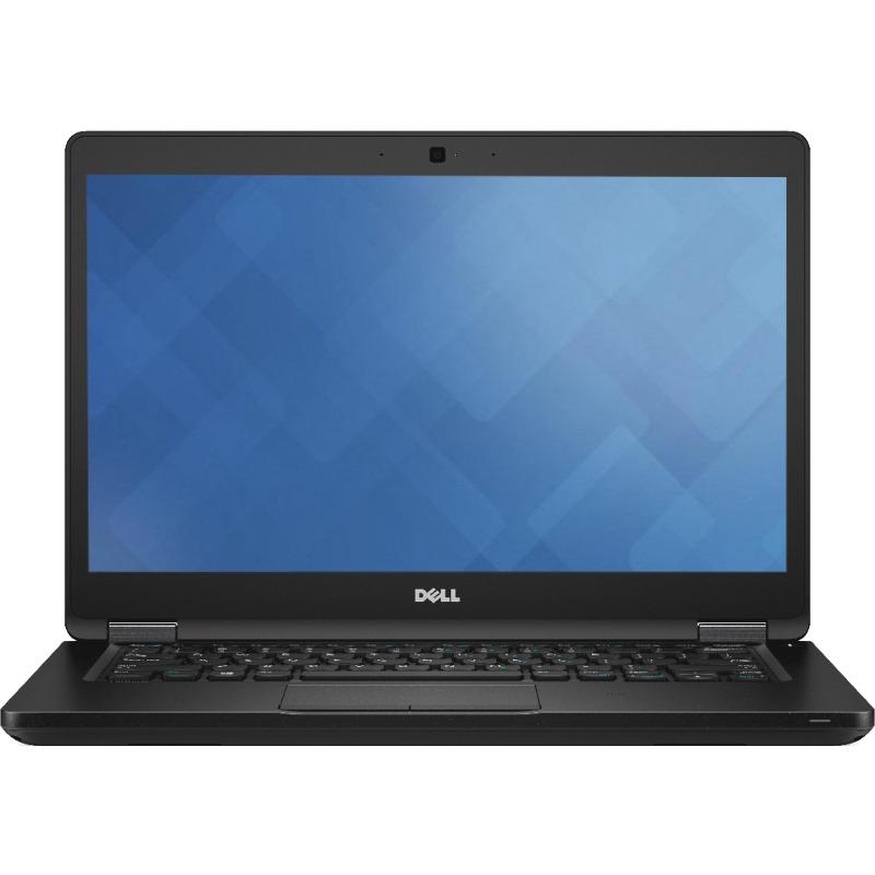 Notebook Dell Latitude 5480 14 HD Intel Core i5-7200U RAM 4GB HDD 500GB Windows 10 Pro