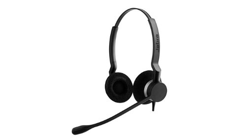 Casca Bluetooth Jabra BIZ 2300 Duo USB