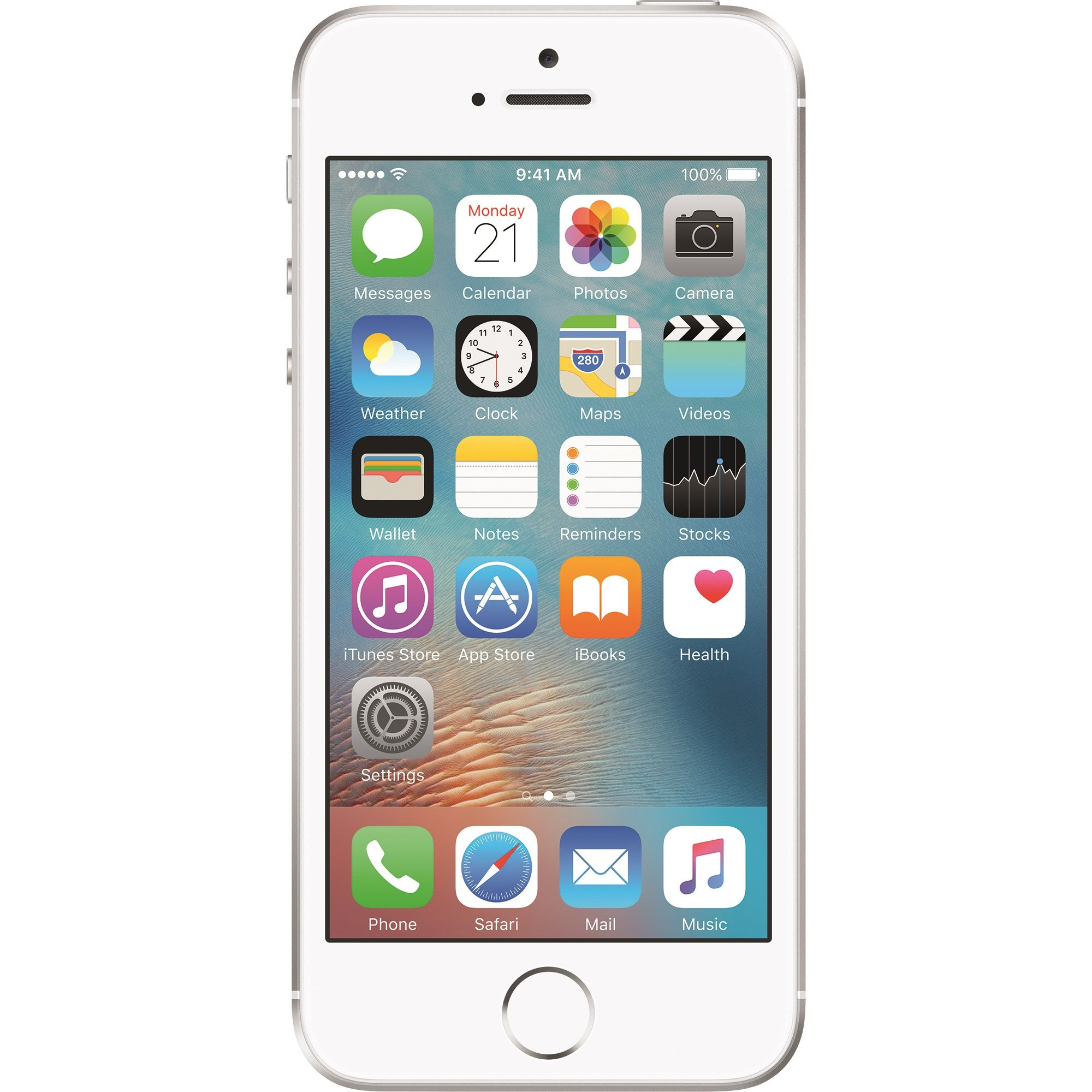 Telefon Mobil Apple iPhone SE 32GB Silver