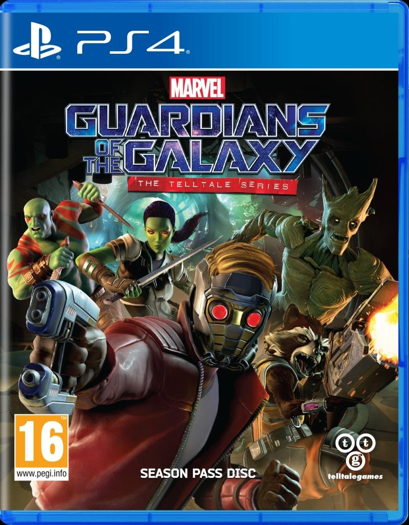 Telltale Guardians Of The Galaxy - PS4