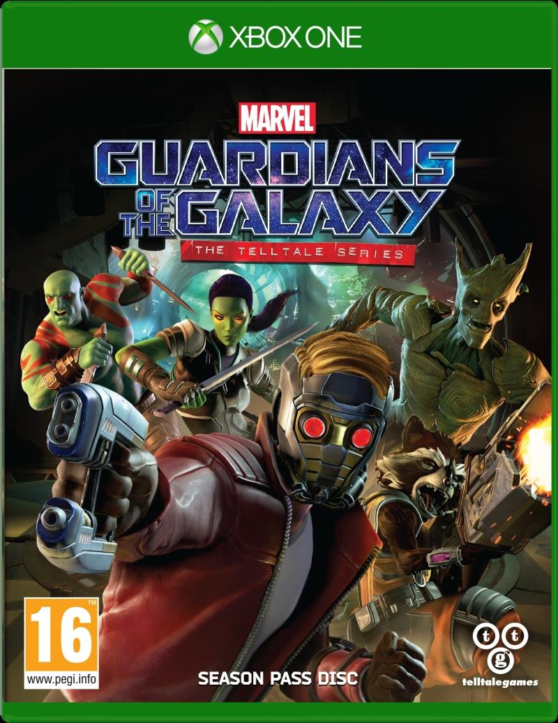Telltale Guardians Of The Galaxy - Xbox One