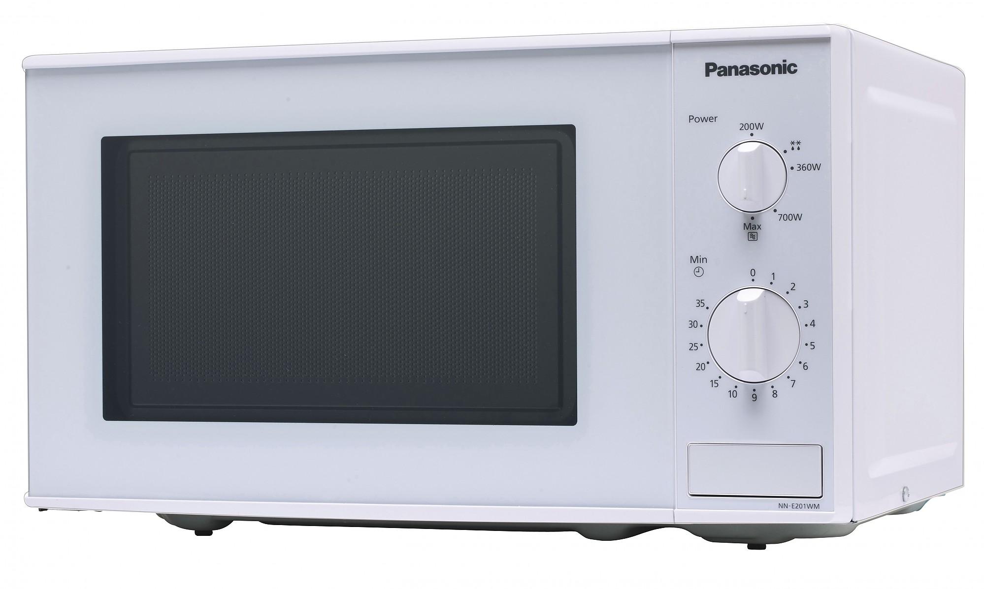 Cuptor cu microunde Panasonic NN-E201WMEPG 800W Mecanic
