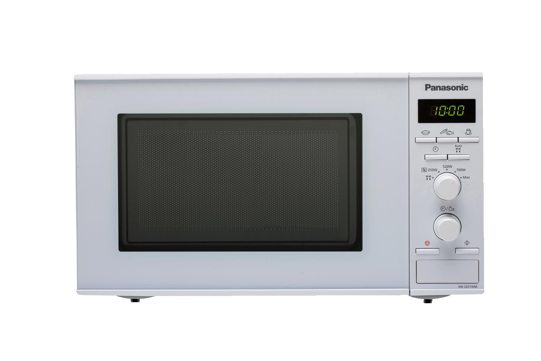 Cuptor cu microunde Panasonic NN-S251WMEPG 800W Digital/Mecanic