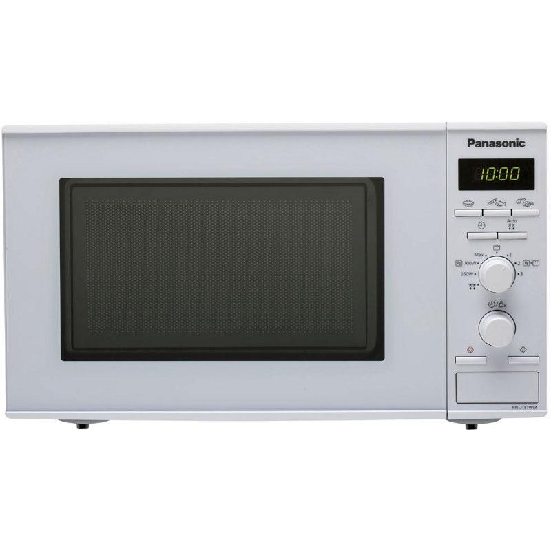 Cuptor cu microunde Panasonic NN-J151WMEPG 800W Grill Digital/Mecanic