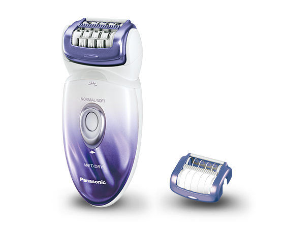 Epilator Panasonic ES-ED22-V503 Wet & Dry Mov/Alb