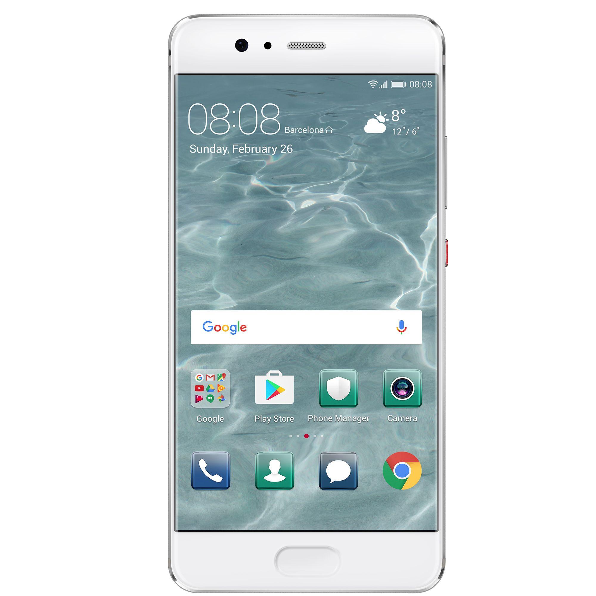 Telefon Mobil Huawei P10 64GB Flash 4GB RAM Dual SIM 4G Mystic Silver