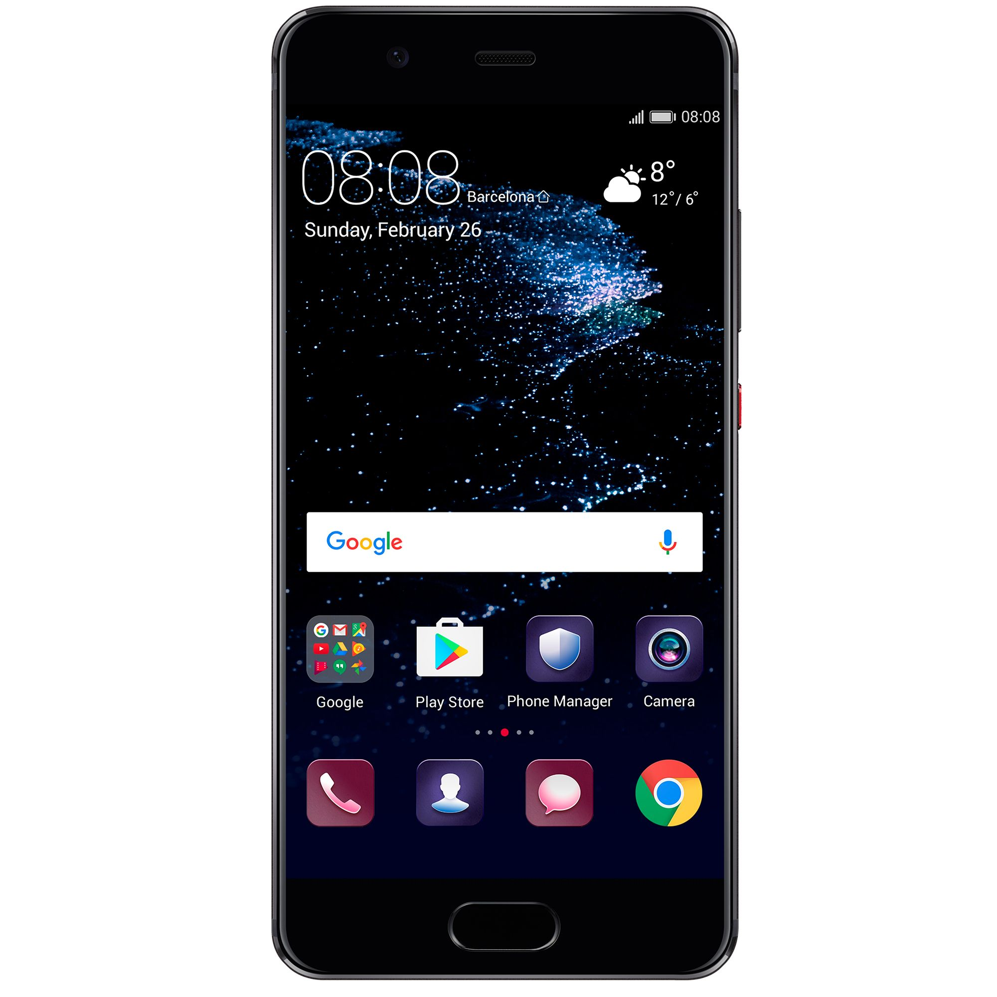 Telefon Mobil Huawei P10 64GB Flash 4GB RAM Dual SIM 4G Graphite Black