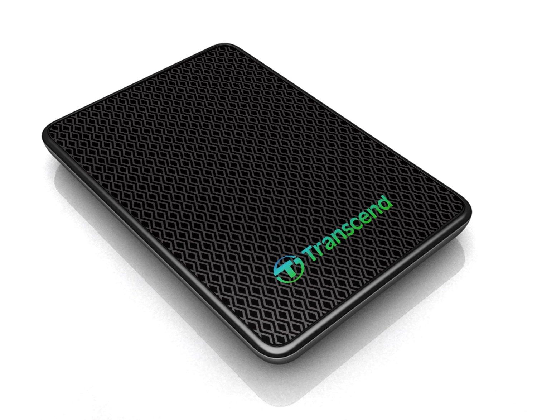 SSD Extern Transcend ESD400 512GB USB 3.0 Negru