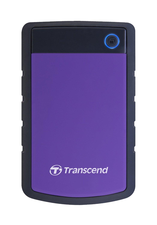 Hard Disk Extern Transcend StoreJet 25H3 2TB USB 3.0 Mov