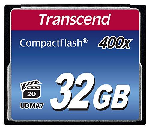 Card de memorie Transcend TS32GCF400 Compact Flash 32GB