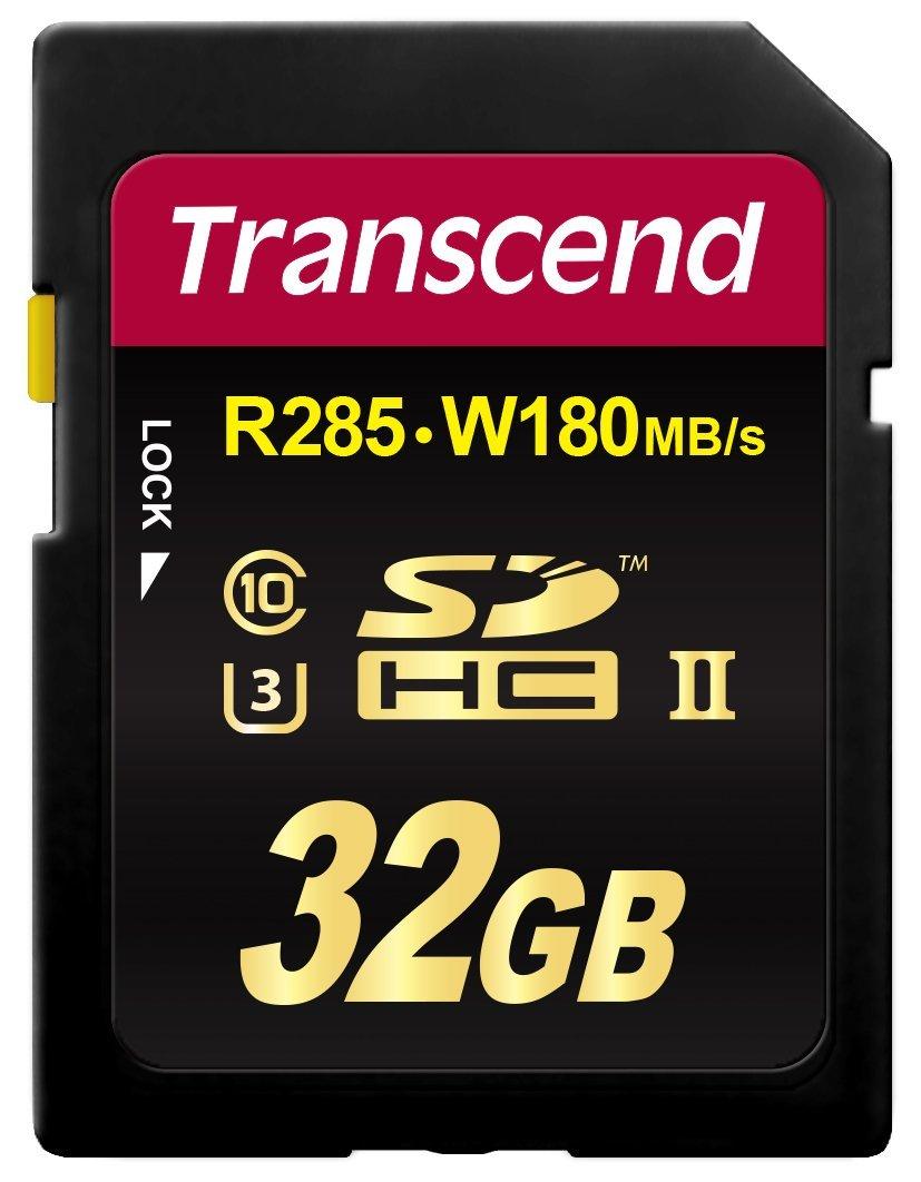 Card de memorie Transcend TS32GSDU3 SDHC 32GB Clasa 10