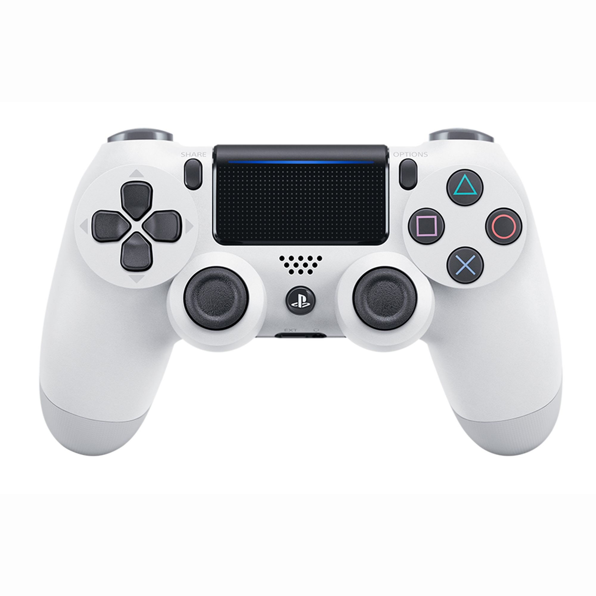 Controller Sony Dualshock 4 V2 pentru PS4 Alb