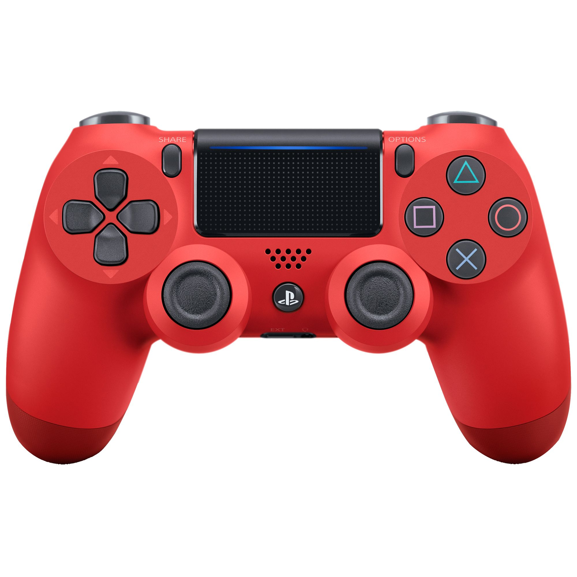 Controller Sony Dualshock 4 V2 pentru PS4 Rosu