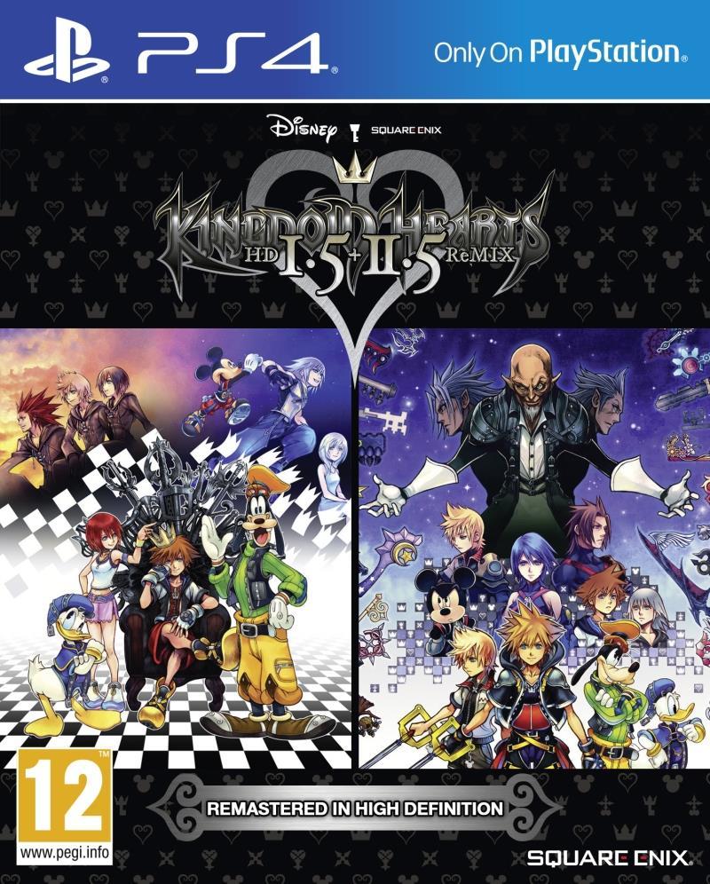 Kingdom Hearts 1.5 & 2.5 - PS4