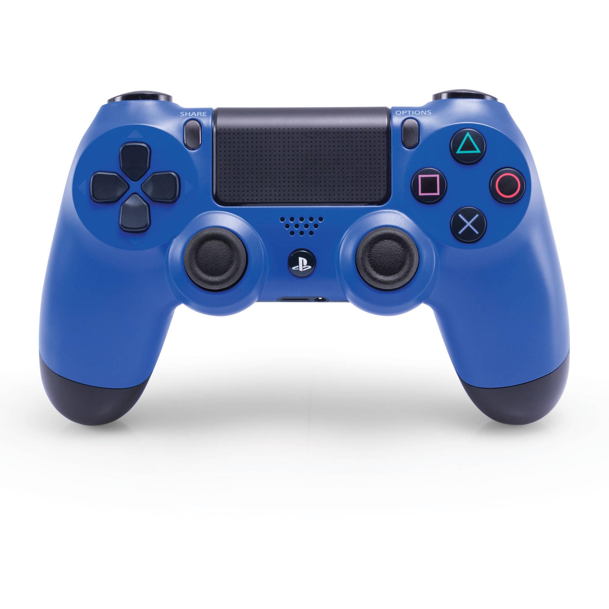 Controller Sony Dualshock 4 V2 pentru PS4 Albastru