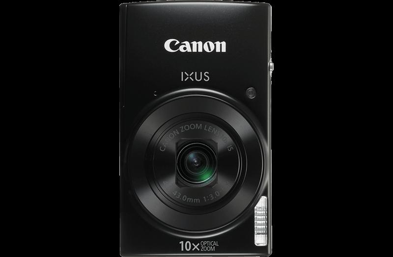 Aparat Foto Digital Canon IXUS 190 Black