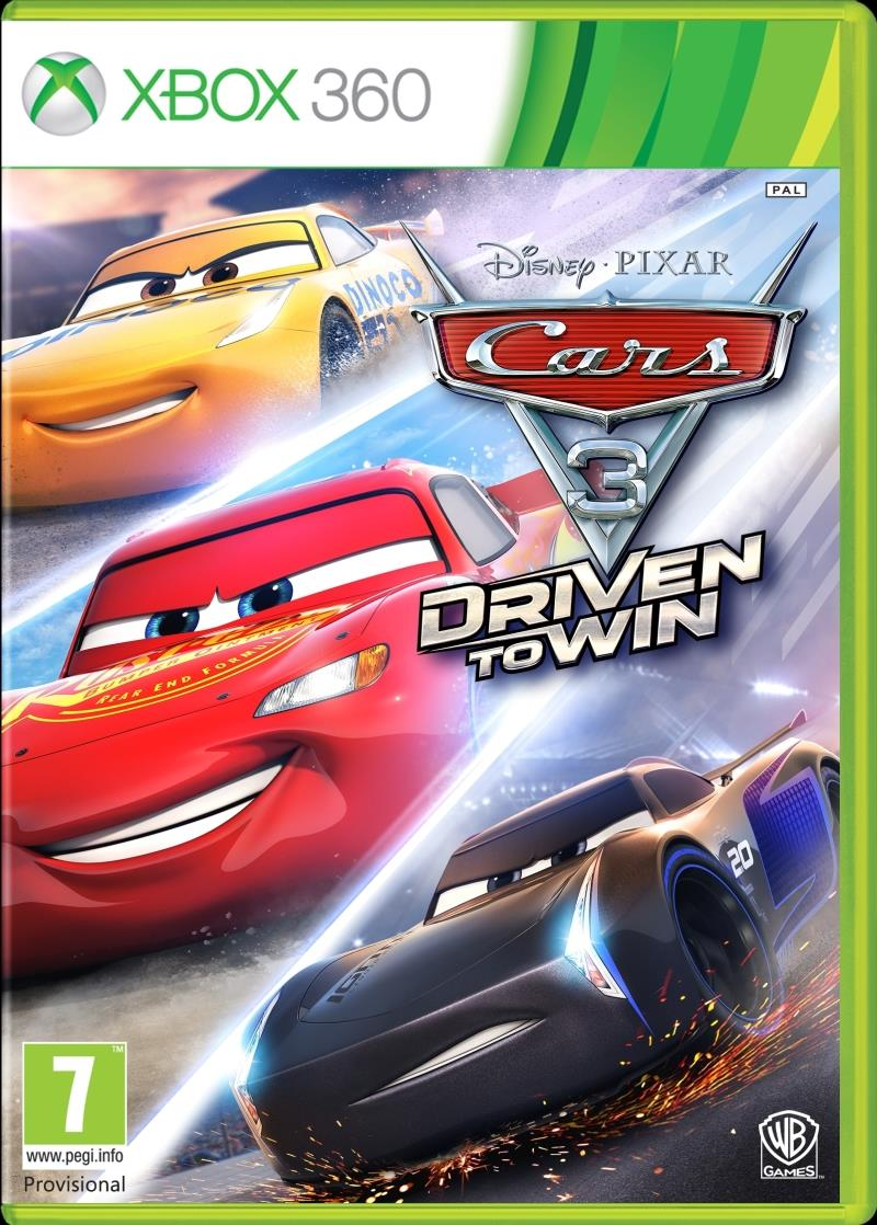 Cars 3 Driven To Win - Xbox 360