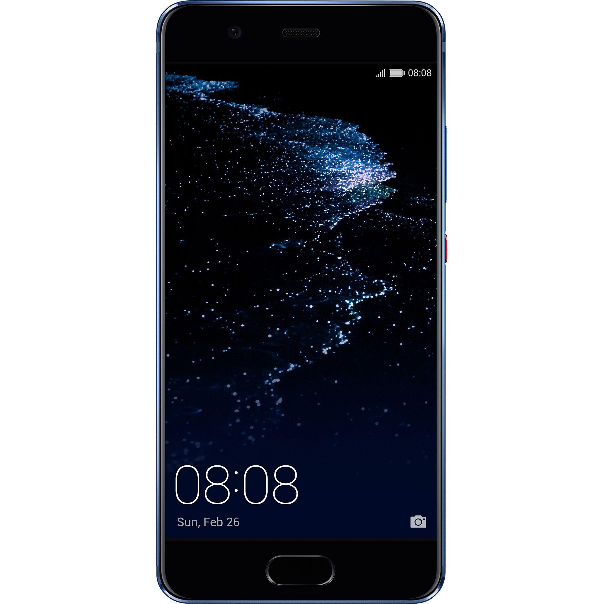 Telefon Mobil Huawei P10 64GB Flash 4GB RAM Dual SIM 4G Dazzling Blue