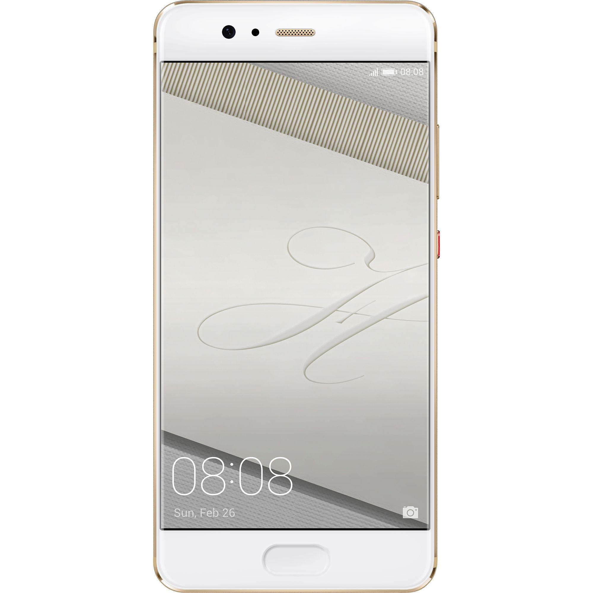 Telefon Mobil Huawei P10 64GB Flash 4GB RAM Dual SIM 4G Prestige Gold