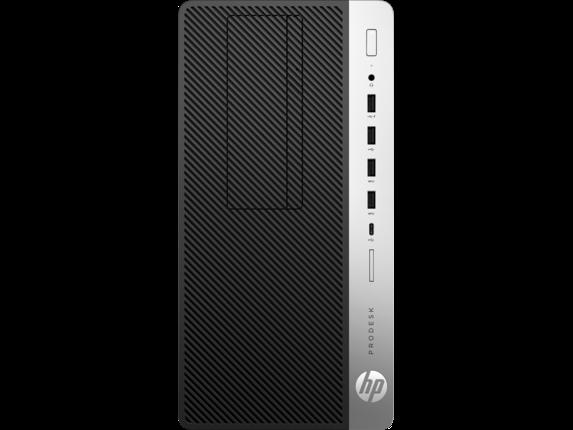 Sistem Brand HP ProDesk 600 G3 Micro Intel Core i5-7500 RAM 8GB SSD 256GB Windows 10 Pro