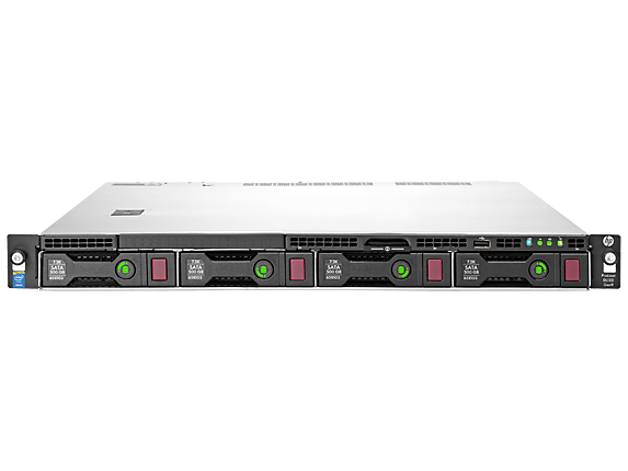 Server HP ProLiant DL120 Gen9 Intel Xeon E5-2603v4 No HDD 8GB 4xLFF