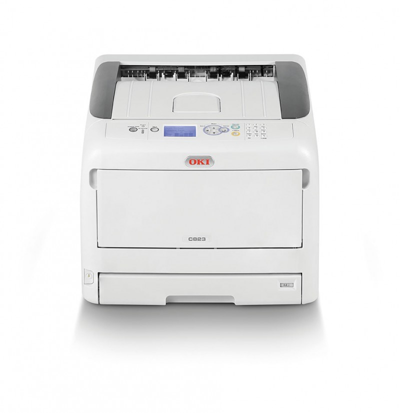 Imprimanta Laser Color Oki C823dn