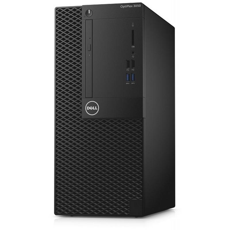 Sistem Brand Dell OptiPlex 3050 MT Intel Core i5-7500 RAM 4GB HDD 500GB VGA port Linux