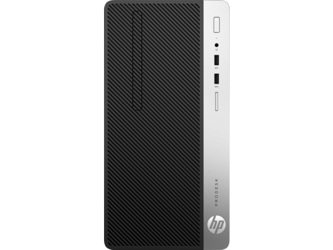 Sistem Brand HP ProDesk 400 G4 MT Intel Core i5-7500 RAM 4GB HDD 500GB FreeDos