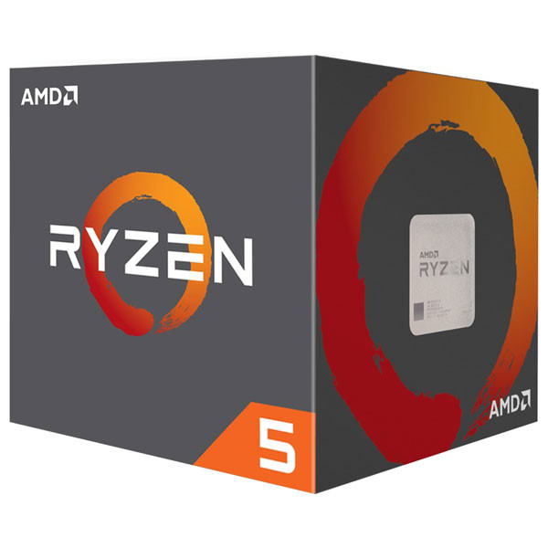 Procesor AMD Ryzen 5 1600 3.40 GHz 19MB box