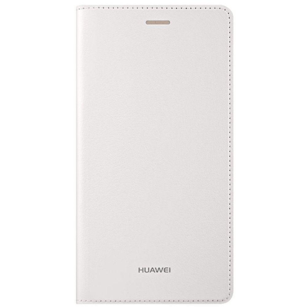 Husa Flip Cover Huawei 51991959 pentru P9 Lite 2017 Alb