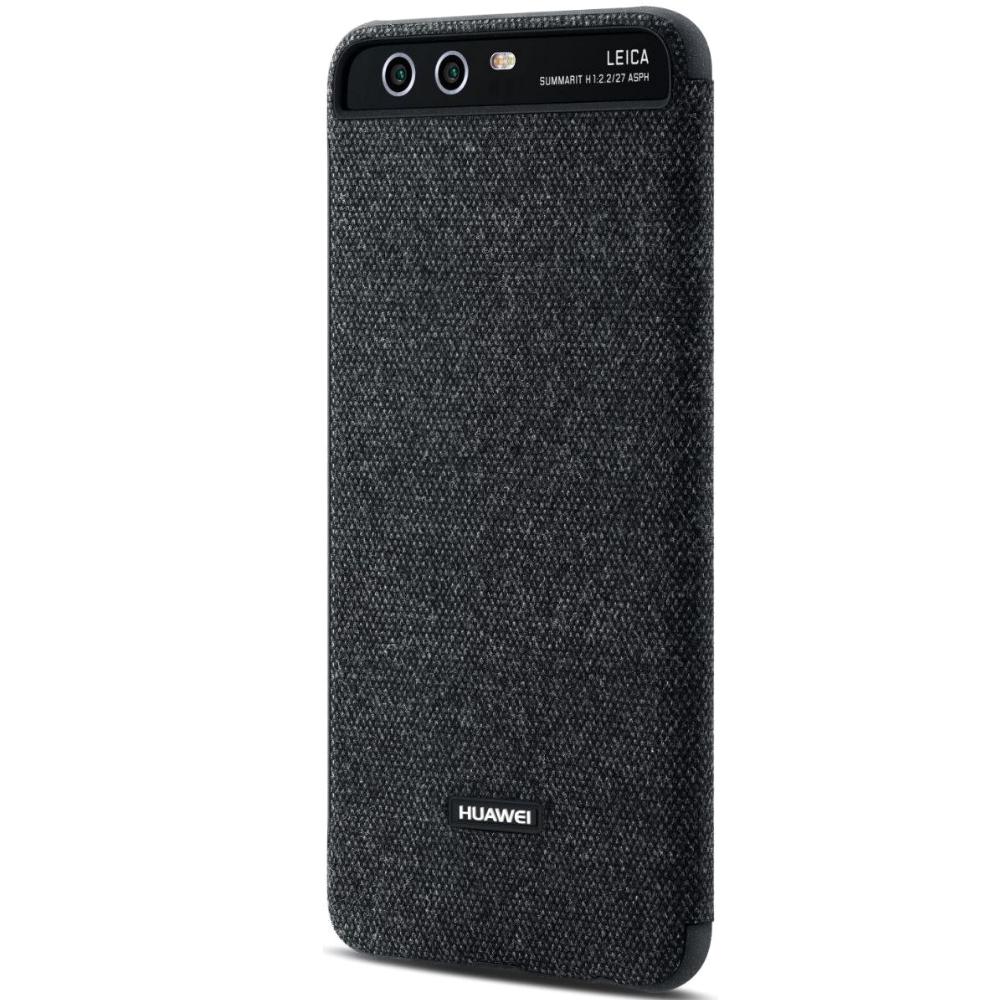 Husa Smart View Huawei 51991886 pentru P10 Gri