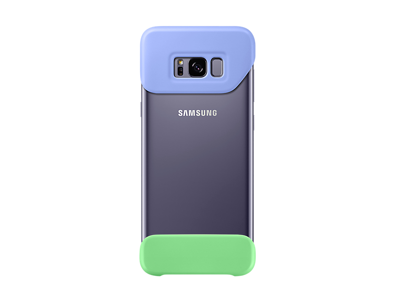 Capac protectie spate Samsung EF-MG955 pentru Galaxy S8 Plus G955 Violet