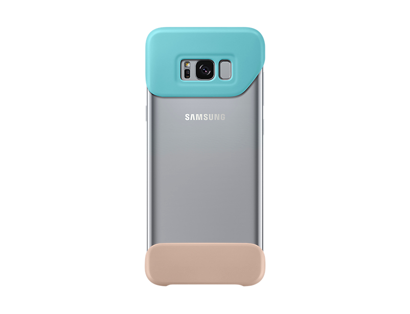 Capac protectie spate Samsung EF-MG955 pentru Galaxy S8 Plus G955 Verde Menta