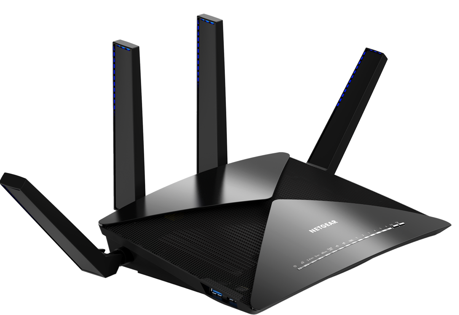 Router Netgear Nighthawk X10 Smart WiFi WAN: 1xGigabit WiFi: 802.11ad-7200Mbps VPN 6xLAN