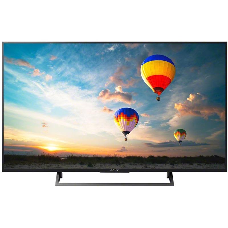Televizor LED Sony Smart TV Android KD-55XE8096 138cm 4K Ultra HD HDR Negru