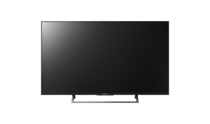 Televizor LED Sony Smart TV Android KD-49XE8077 123cm 4K Ultra HD Argintiu