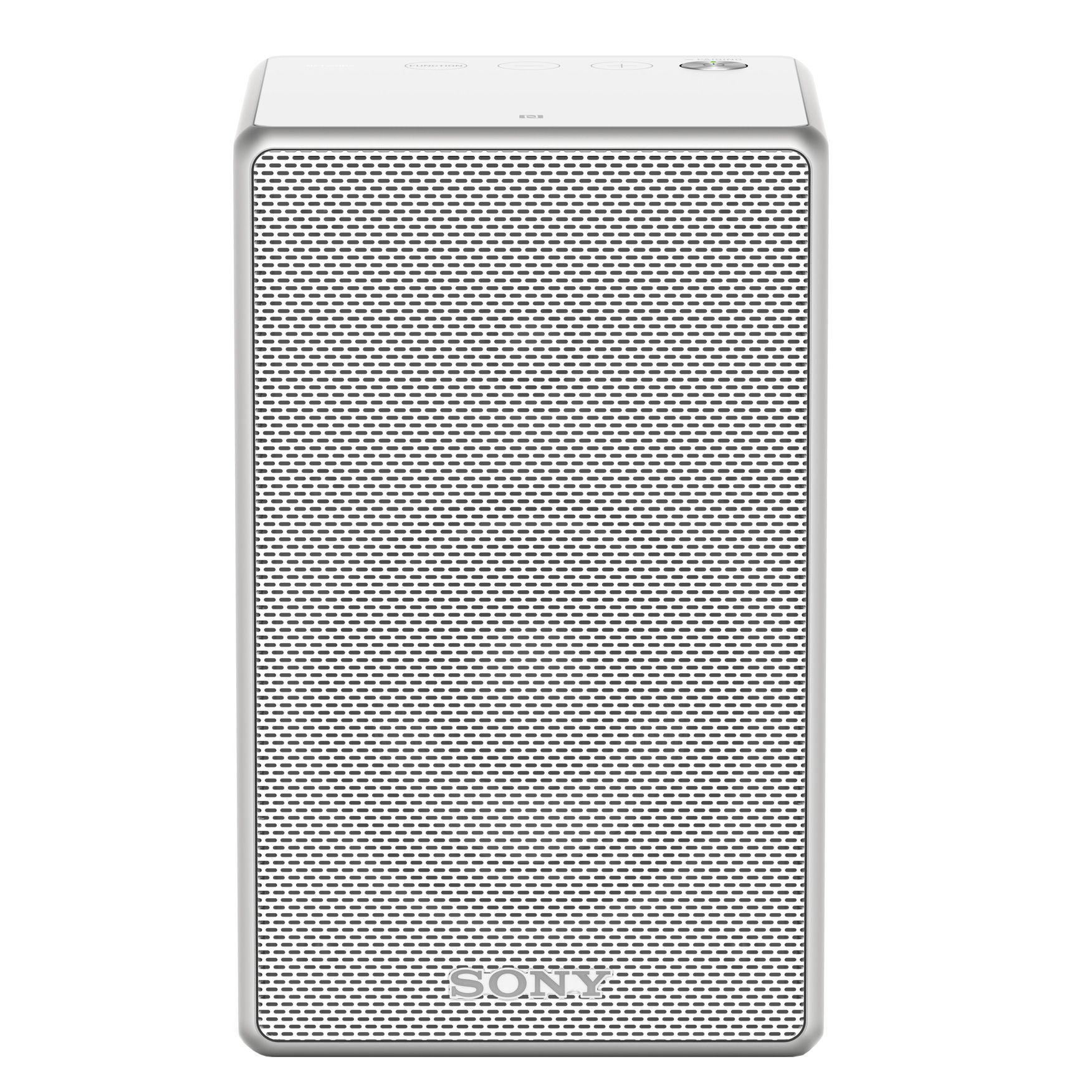 Boxa portabila Sony SRS-ZR5 Wi-Fi NFC Alb