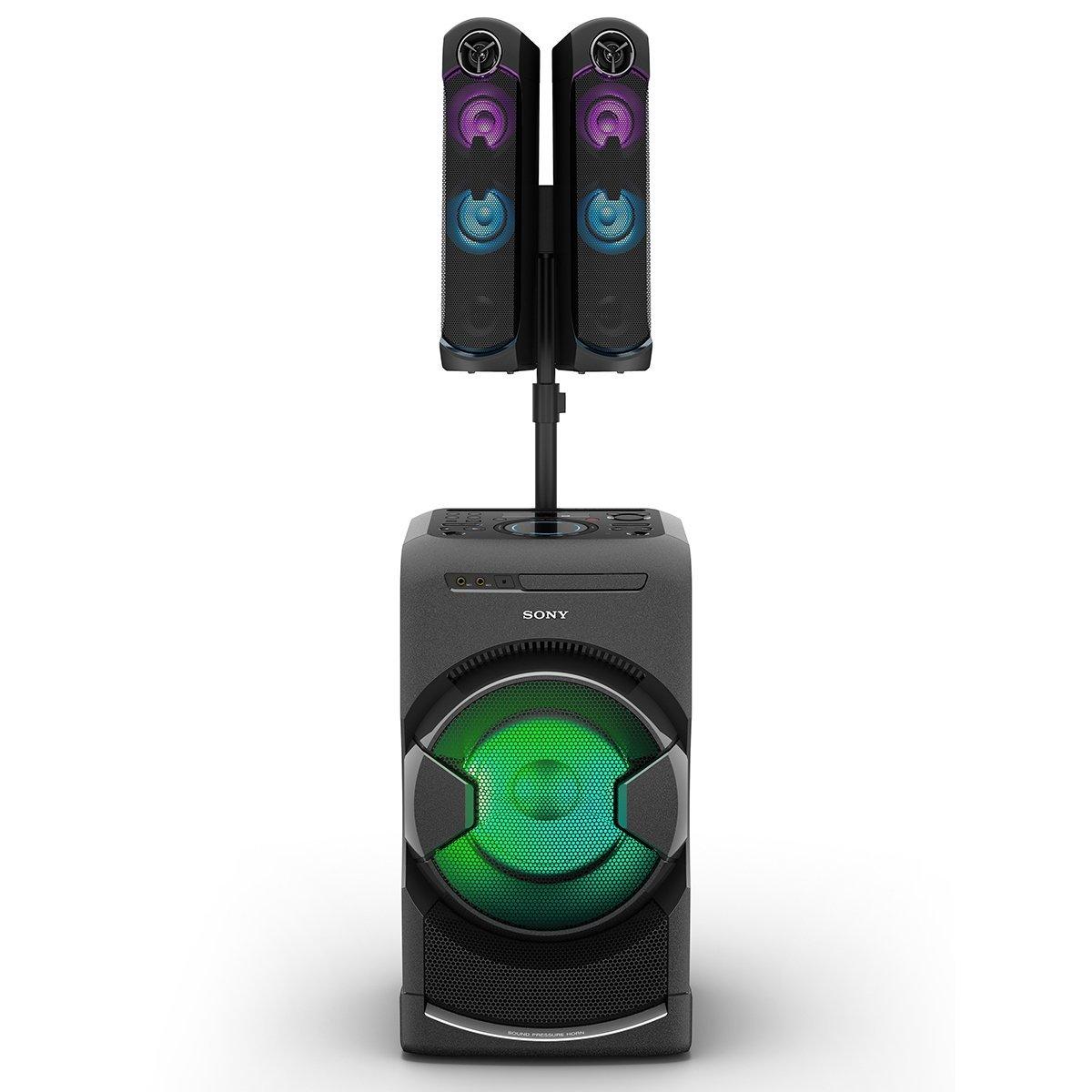 Sistem audio Sony MHC-GT4D NFC Negru