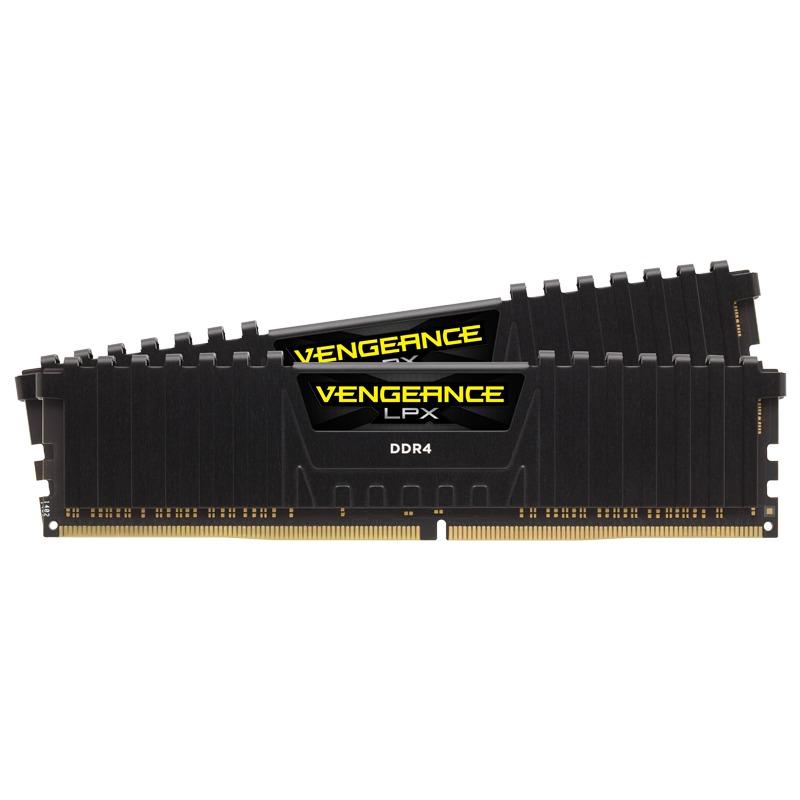 Memorie Desktop Corsair Vengeance LPX 32GB (2 x 16GB) DDR4 2400MHz