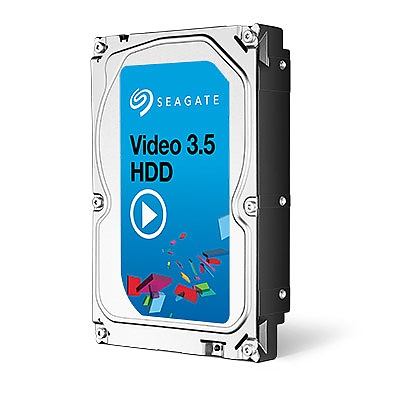 Hard Disk Desktop Seagate Video 3.5 HDD 500GB 5900RPM SATA III