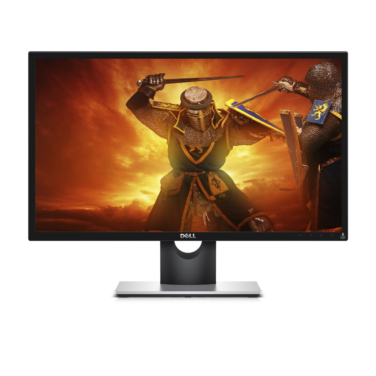 Monitor LED Dell SE2417HG 23.6 Full HD 2ms Negru