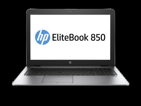 Ultrabook HP EliteBook 850 G4 15.6 Full HD Intel Core i7-7500U R7 M465-2GB RAM 8GB SSD 256GB Windows 10 Pro